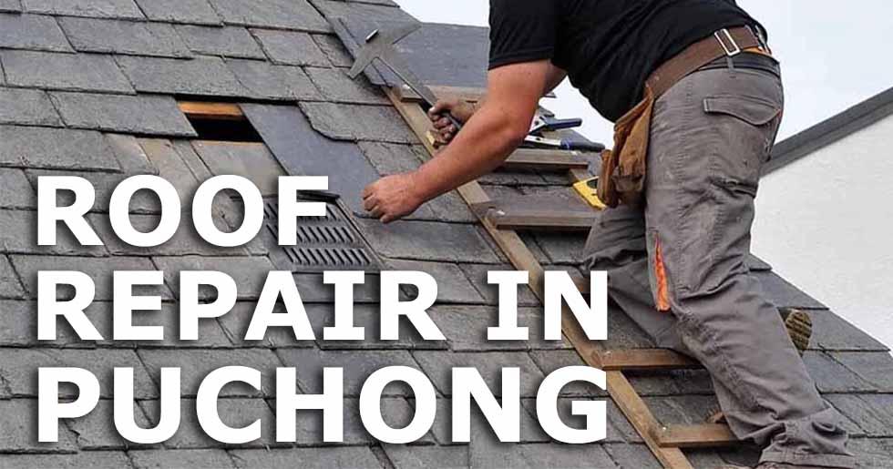 roof repair in puchong