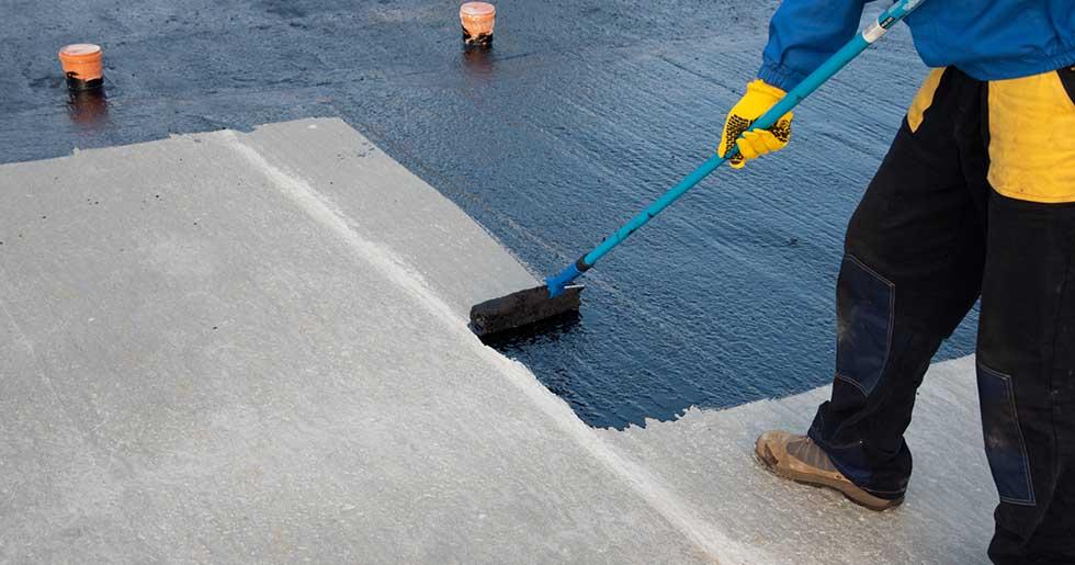 roof waterproofing coating
