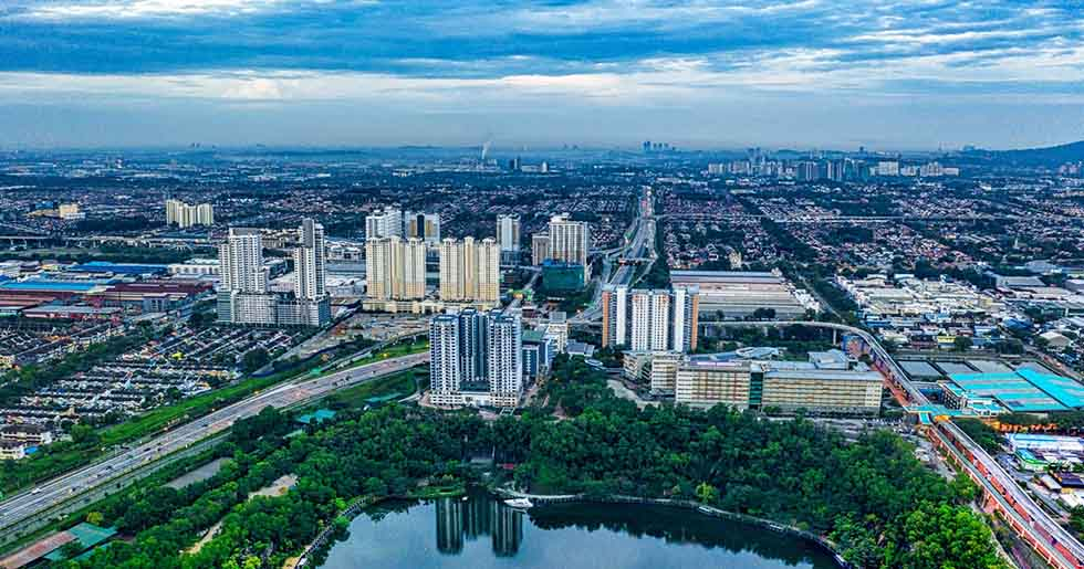 selangor city view