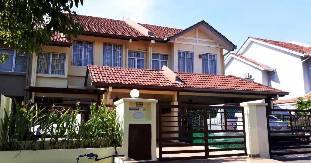 roof repair of subang jaya house in USJ 11
