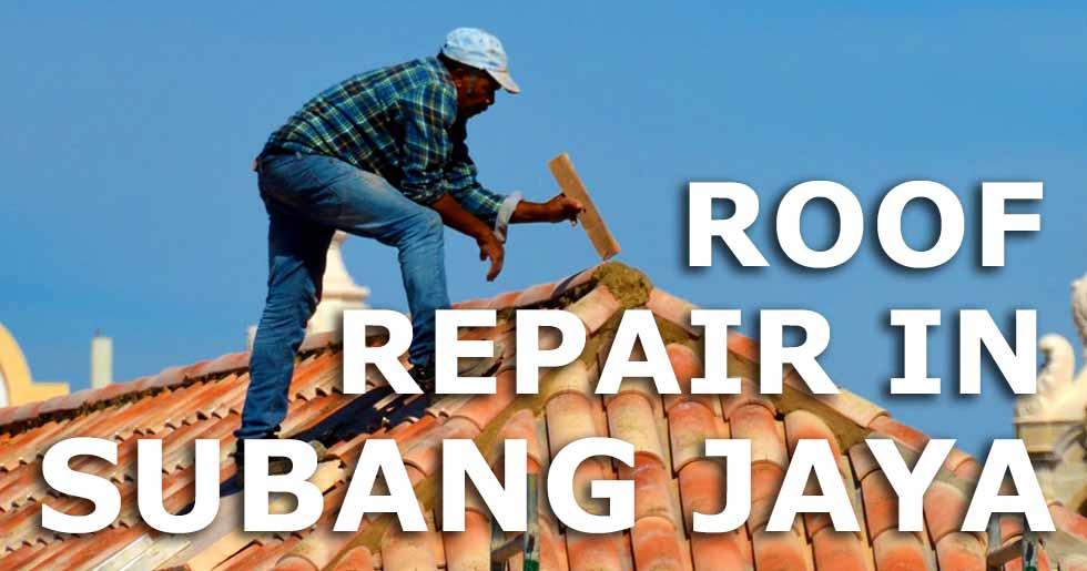 roof repair subang jaya