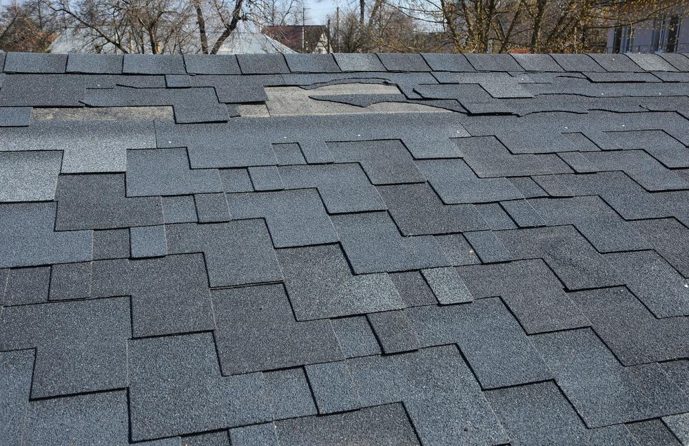warranty repairs on roof shingles